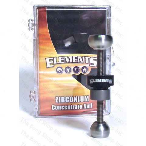 Elements Zirconium Adjustable 14mm/18mm Nail