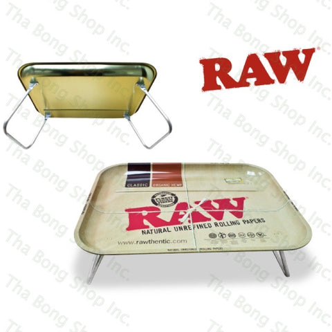 RAW® XXL Metal Lap Tray - Tha Bong Shop