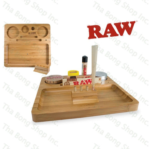 RAW® Bambo Rolling Tray - Tha Bong Shop