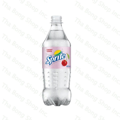 Canadian Cherry Sprite 500ml Bottle - Tha Bong Shop