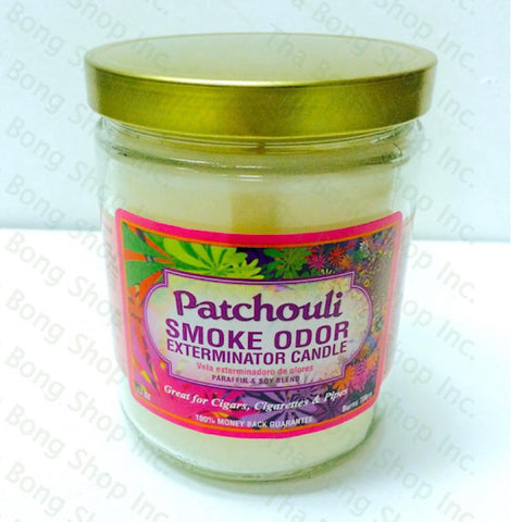 Patchoulli Smoke Odor Exterminator Candle