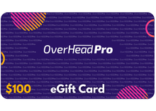 Load image into Gallery viewer, OverHead Pro eGift Card