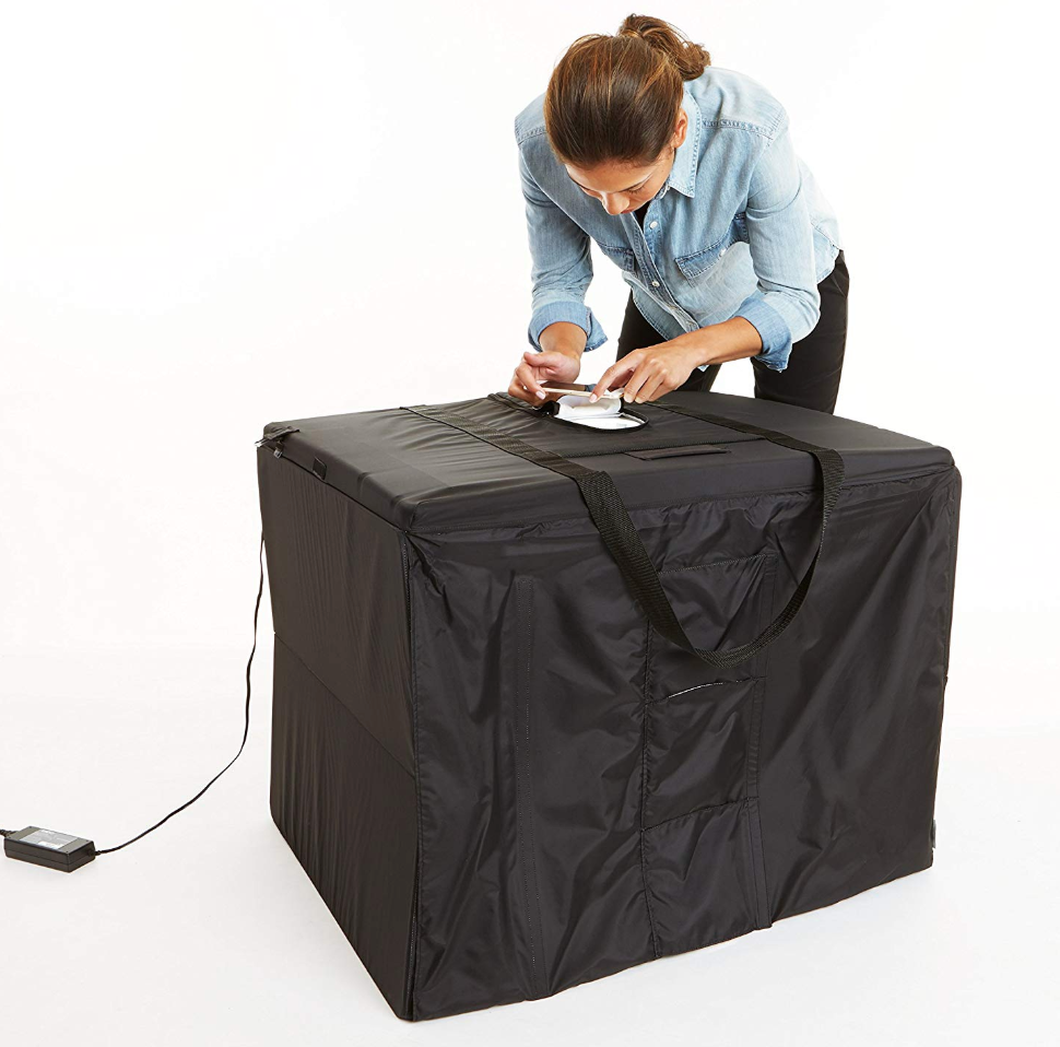 [Deprecated] Portable Photo Studio Box