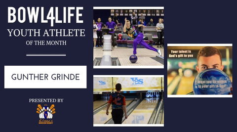 bff1edb18f Gunther has excelled at both academics and bowling. He recently was  nominated and awarded the MN USBC Youth Recognition Award last week because  of his ...