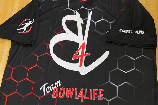 Bowl4Life Red Jersey