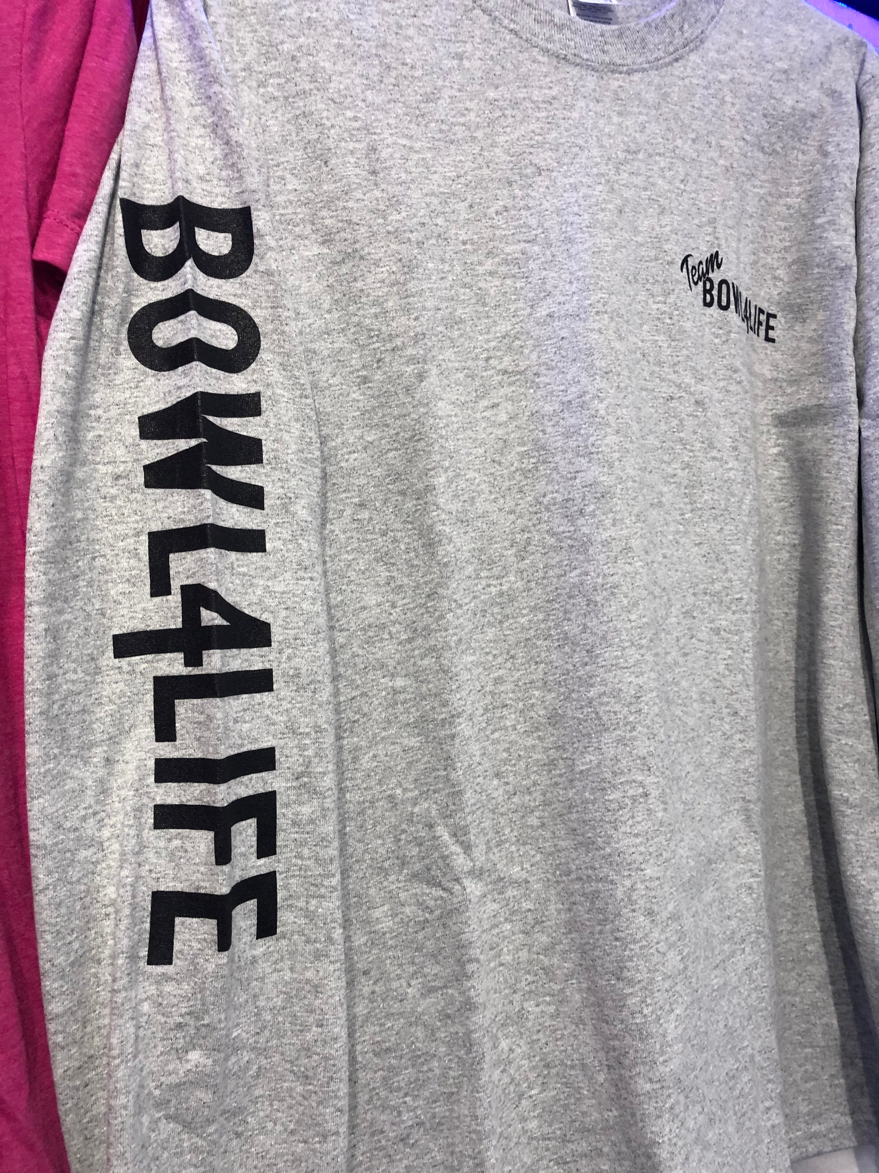 Bowl4Life Long Sleeve T