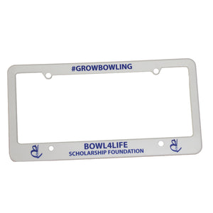 Bowl4Life License Frames