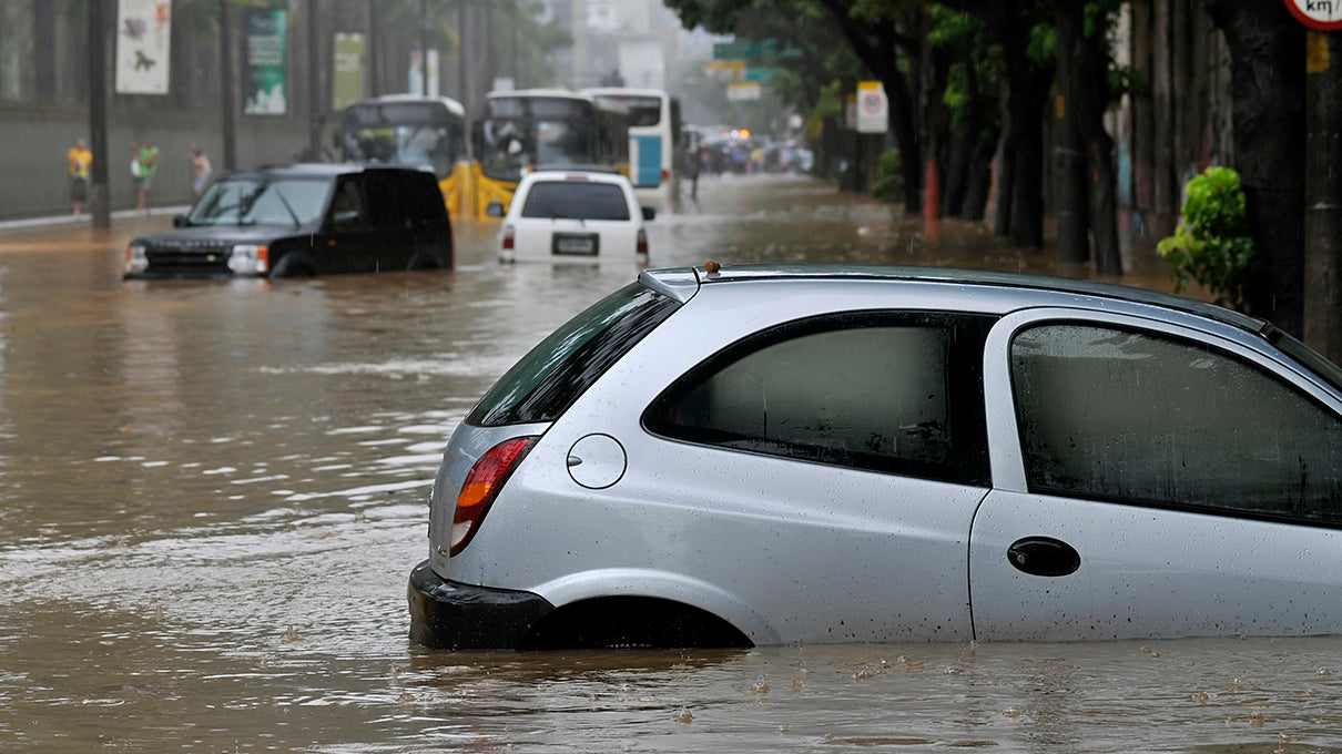 How to Avoid Being Tricked Into Buying a Flood Damaged Car