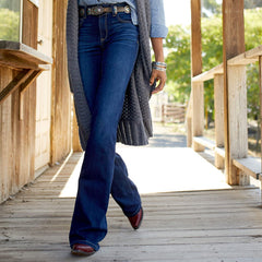 Ariat Wmns Katie Flair Jean Maya