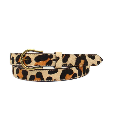 Ariat Leopard Belt