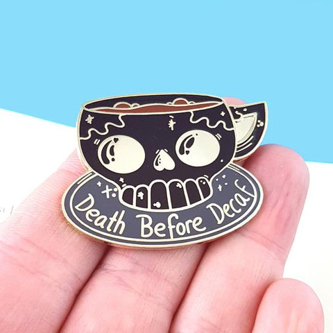 Celestial Cat Enamel Pin