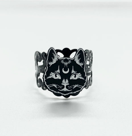 Memoria Mortalis Skull Ring