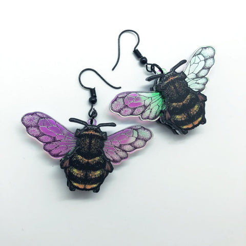 Mirror Deaths Head Moth Necklace