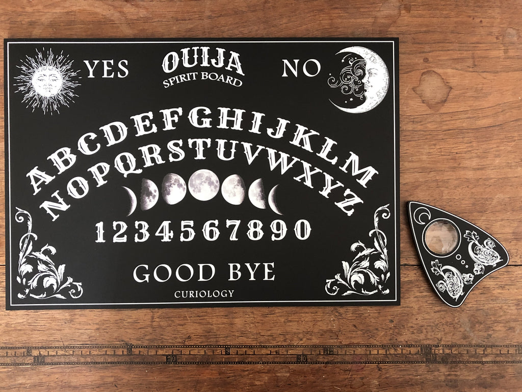 Curiology Ouija Board