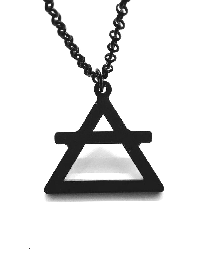 Single Element Necklaces - Air