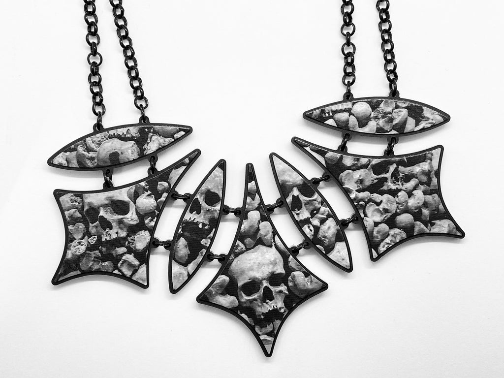 Catacombs Statement Necklace