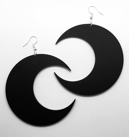 Serpent Ear Studs - Sterling Silver