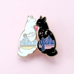 Jubly-Umph Books are Magic Enamel Pin