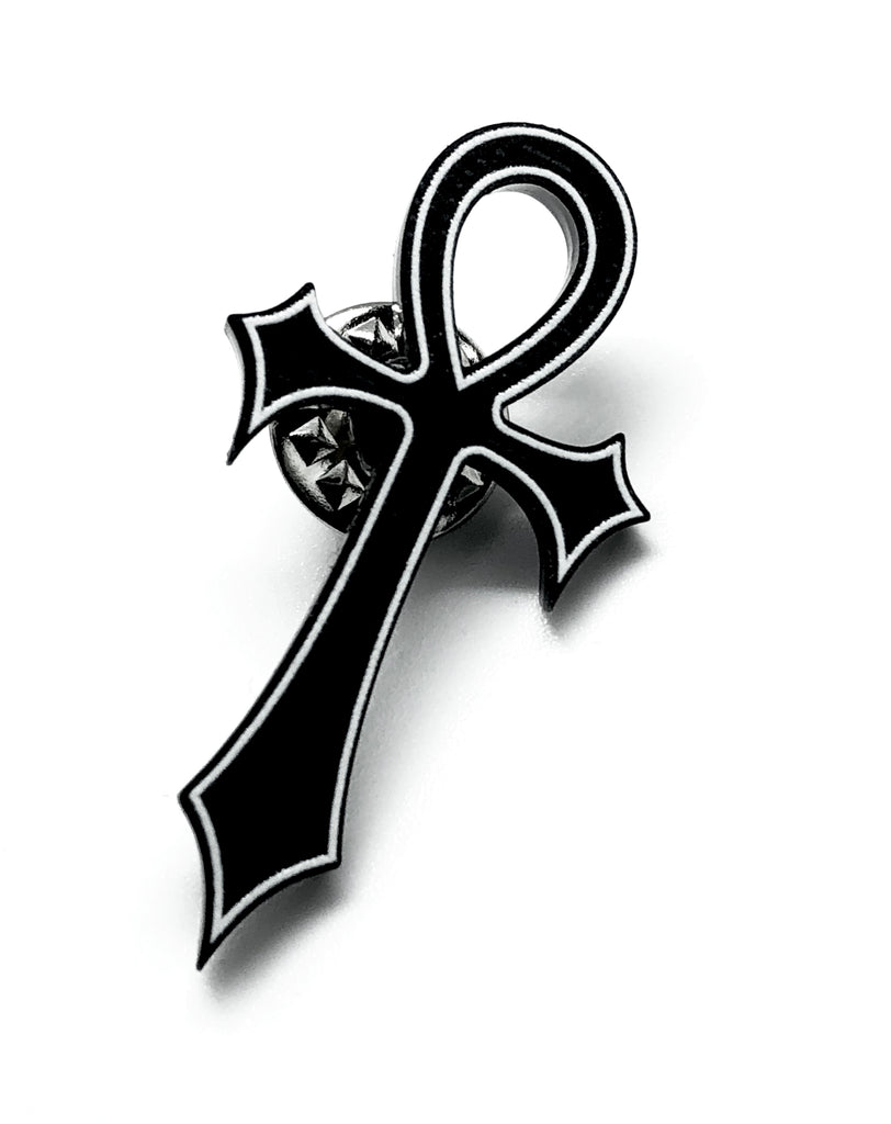 Ankh Pin Badge