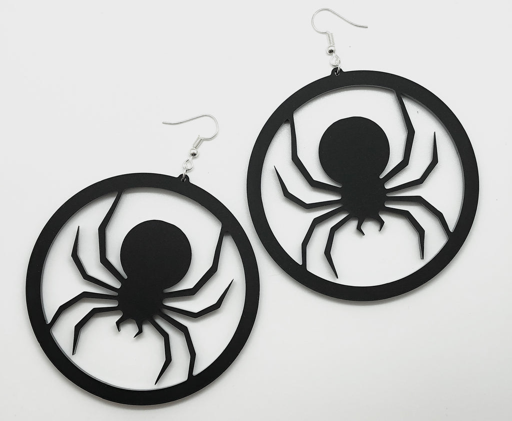 XL Spider Earrings