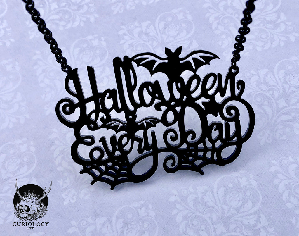 Halloween Everyday Necklace