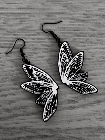Beautiful Bee Earrings