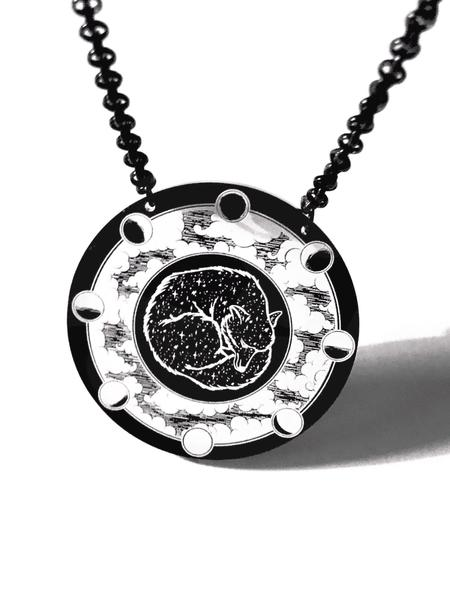 Astral Fox Necklace