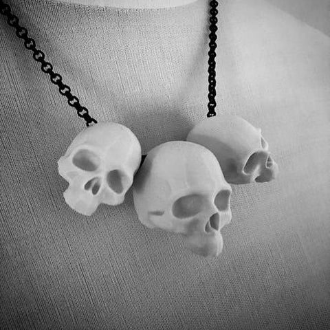 Blood Crypt Necklace