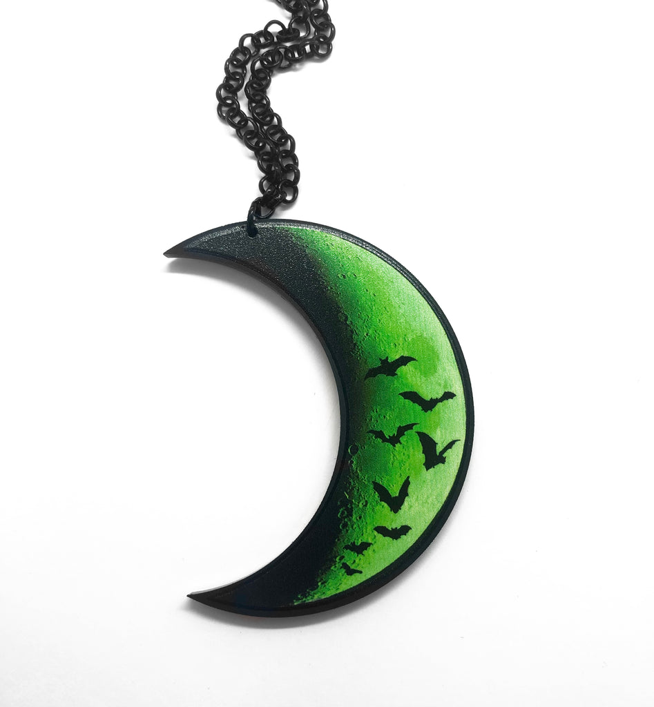 The Dead Moon Necklace - Halloween 2019