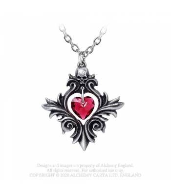 Alchemy Gothic Bouquet of Love Necklace