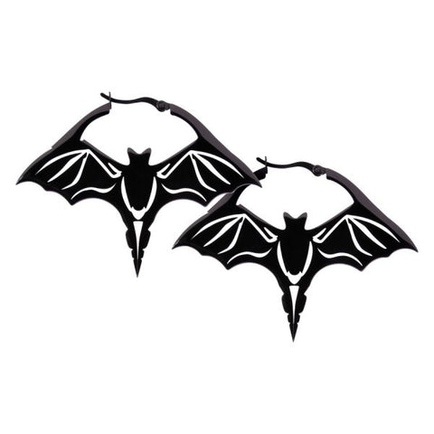 Alchemy Gothic Blacksoul droppers Earrings