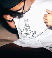 "Camiseta ""Village Voice, High Times"""