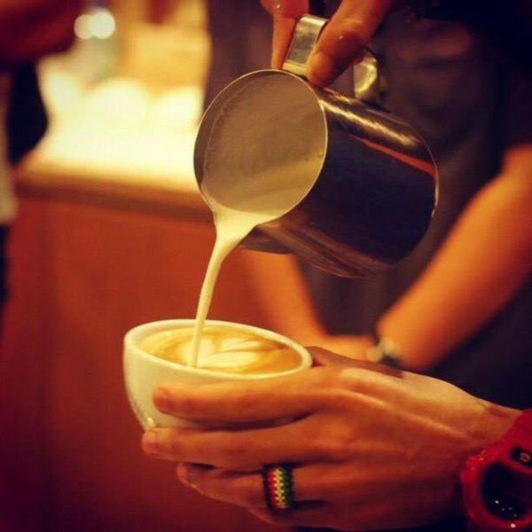 Be a Barista: Expressive Coffee Session