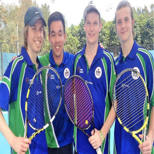 Tennis Coaching (Small Group)
