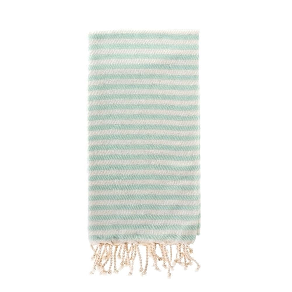 Capri Turkish Towel in Ocean Breeze
