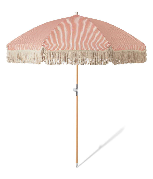 Sunday Supply Co. 'Summer Deck' Striped Beach Umbrella