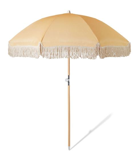 "Sunday Supply Co. ""Golden"" Beach Umbrella"