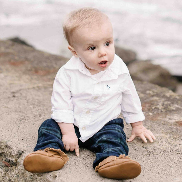5 Features Your Newborn's Shoes Must Have