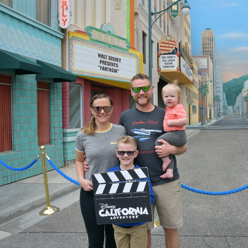 "The Thomsen Family ∙ ""Stay busy, and have fun!"""