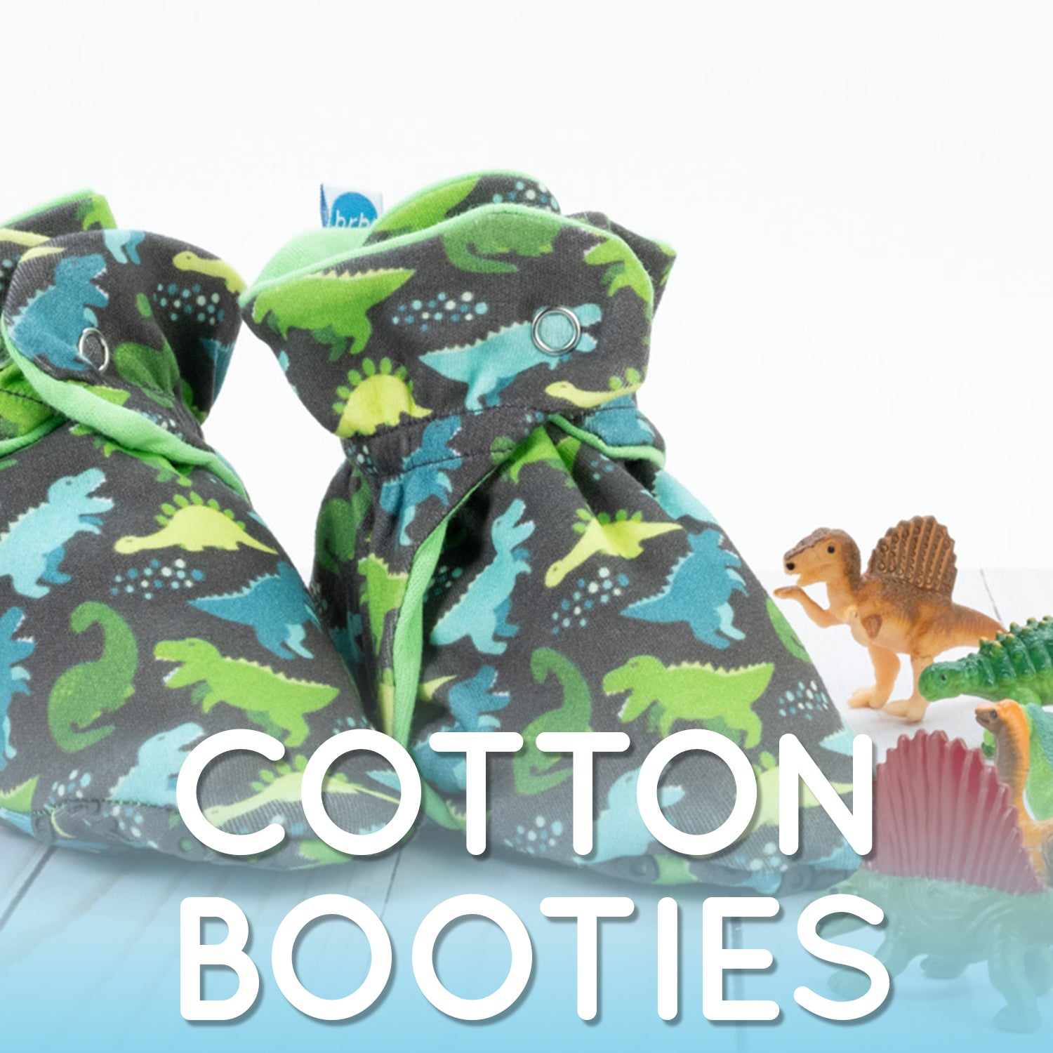 Cotton Booties