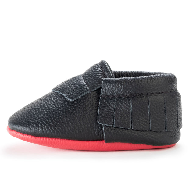 Panther Baby Moccasins 1