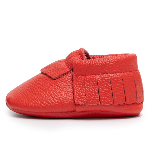 Hibiscus Baby Moccasins 1