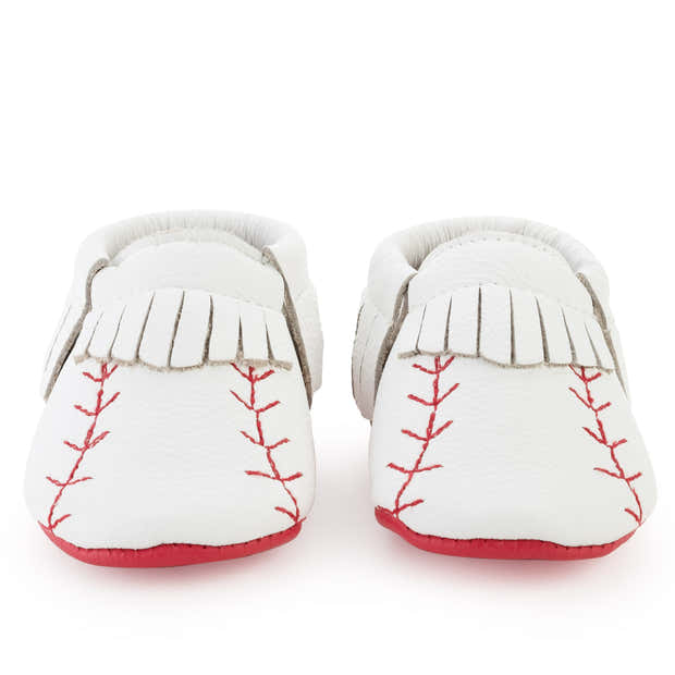 Home Run Baby Moccasins 1