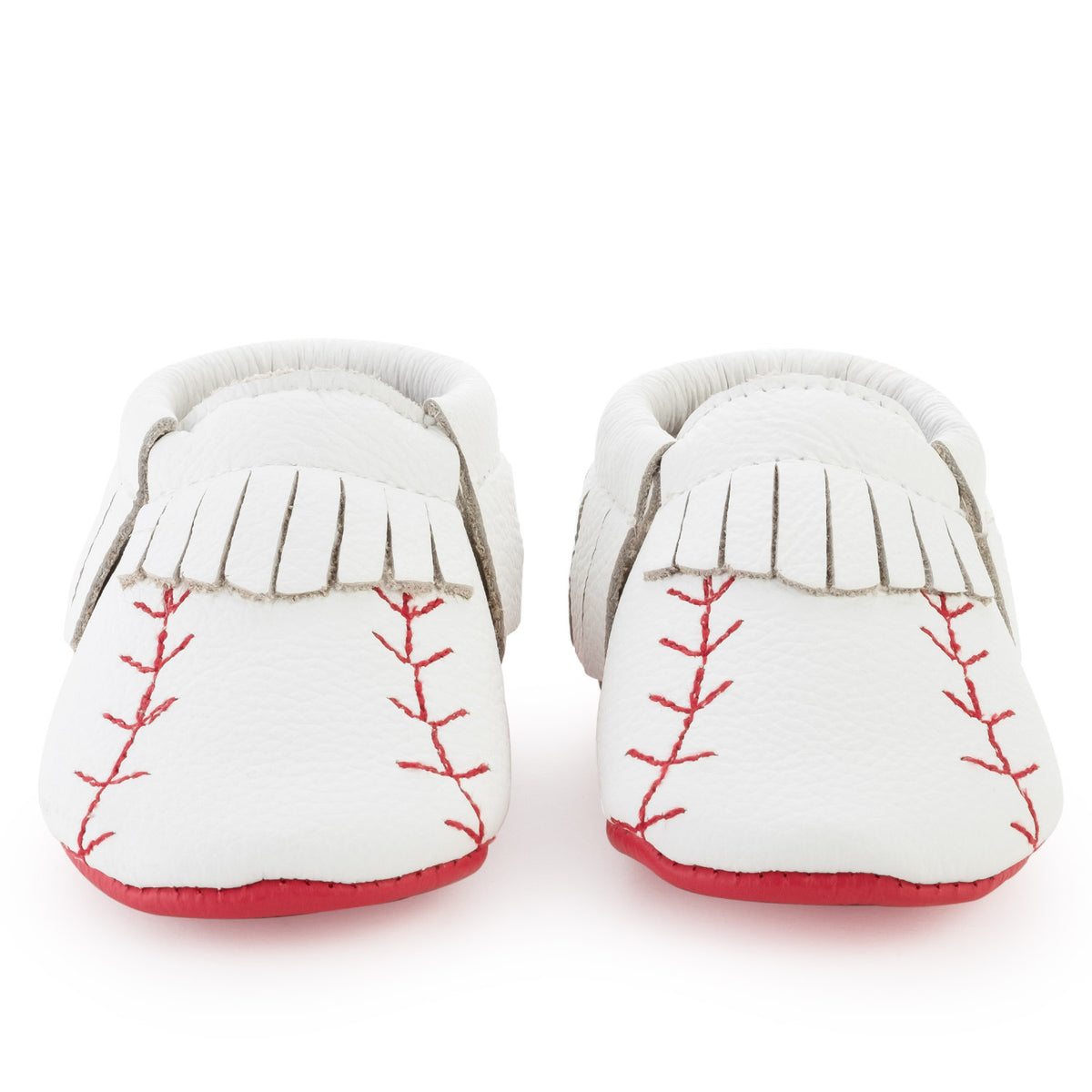 Home Run Baby Moccasins