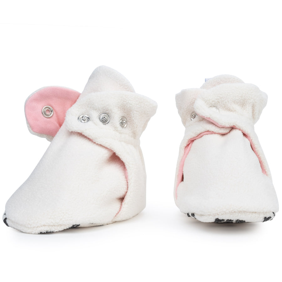 Cupcake Baby Booties