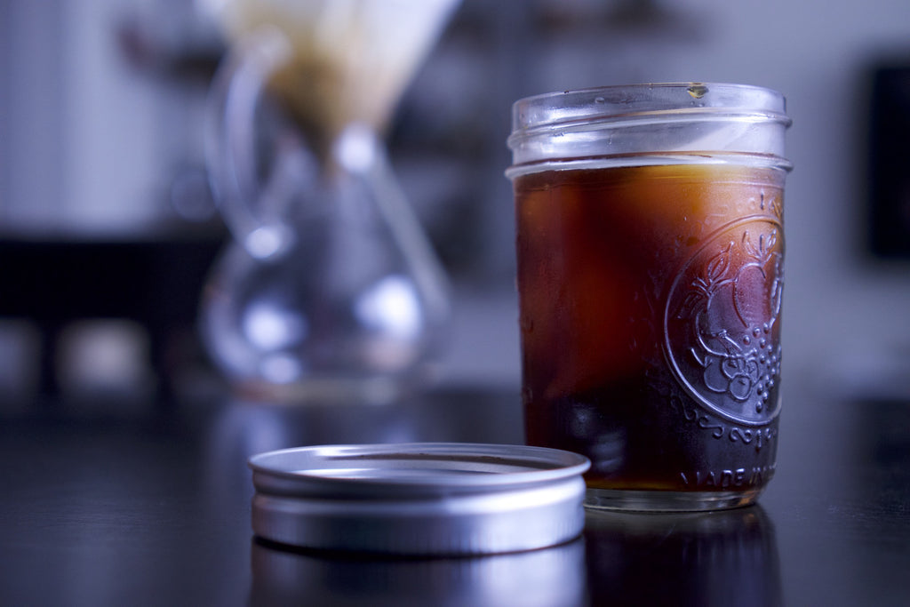We Tried it: Cold Brew Coffee Made in a Mason Jar