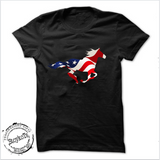 American horse, 4th of July shirts Independence Day Personalized shirt