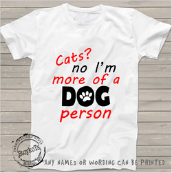 Cats? no im more of a dog person