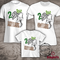 Dinosaur Birthday Shirts