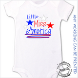 4th of July shirts for babies, kids, Personalized first 4th of July baby bodysuit,